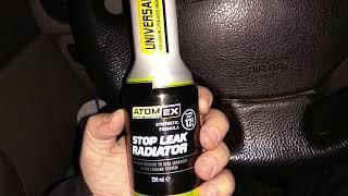 Боремся с потерями охлаждающей жидкости, Хадо AtomEX STOP LEAK RADIATOR
