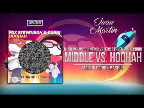 Middle vs. Hoohah (Martin Garrix Mashup)