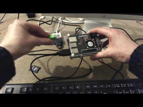 Bitcoin Miner Setup : Raspberry Pi