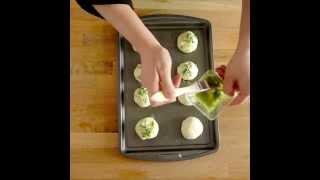 Garlic & Herfb Cheese Bombs