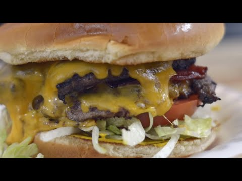 Perfect Homemade Hamburgers - Easy Restaurant Burger Recipe