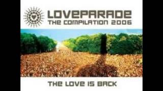 Westbam & The Love Committee - United States Of Love,Loveeparade 2006 (Official Mix)