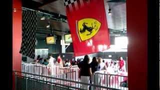 Ferrari World Abu Dhabi 2013