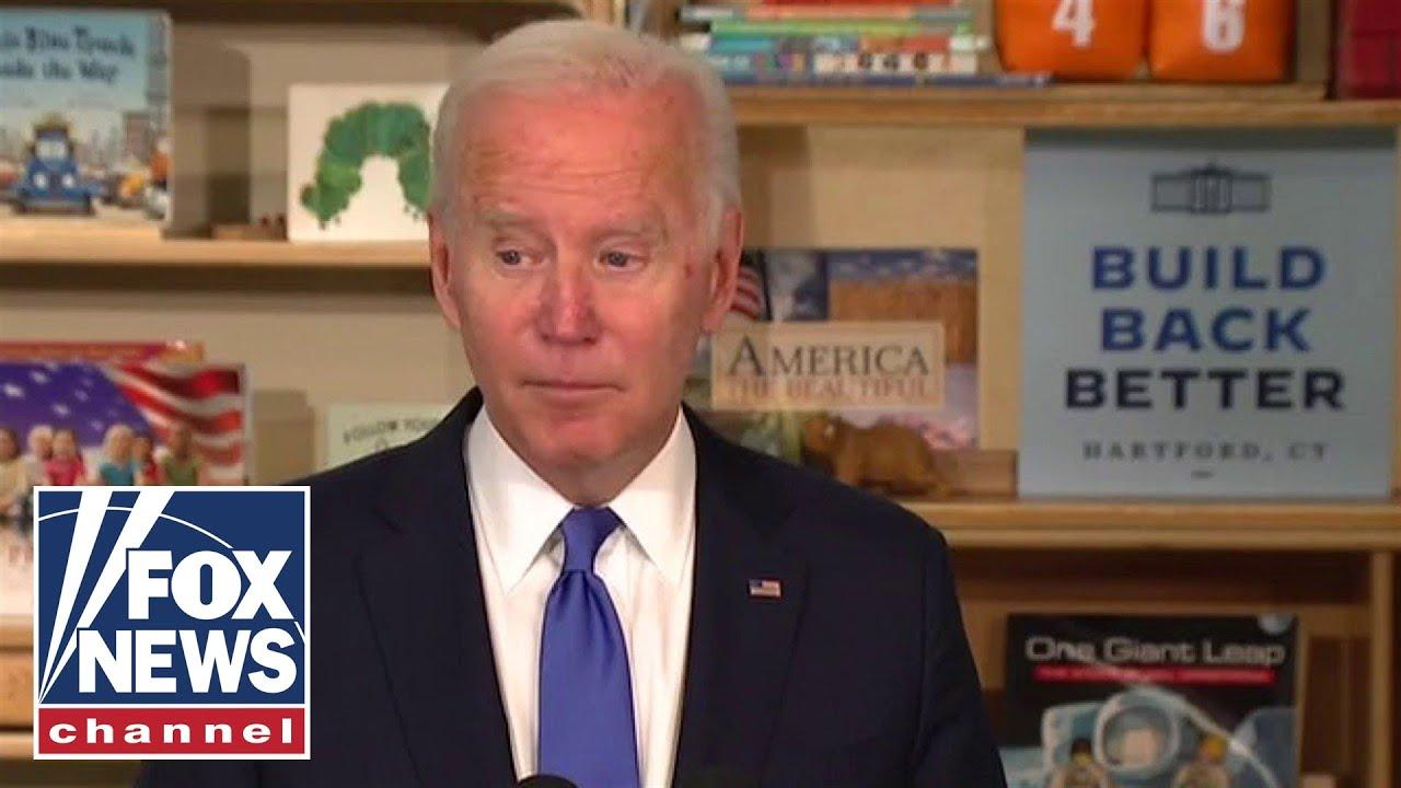 Download 'The Five' react to Biden supply chain meltdown