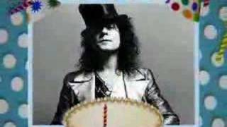 Watch Marc Bolan Write Me A Song supertuff video