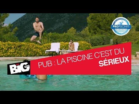 Spot TV ProPiscines par l'agence de Publicité BIG Success