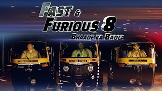 Fast & Furious 8 Bhaade Ka Badla