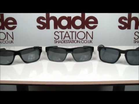 764c2f9627 Comparison of Oakley Two Face. Holbrook and Jupiter Squared Sunglasses  Shade Station