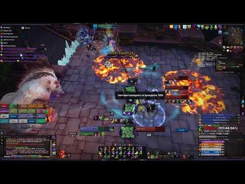Grong Mythic - Affliction Warlock