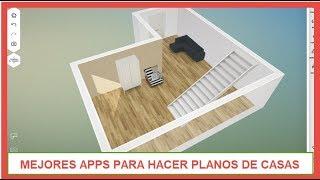 10 Mejores apps para hacer planos de casas