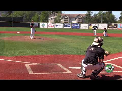 Jaymz Knowlton - PEC - RHP - Squalicum HS (WA) - July 17, 2018