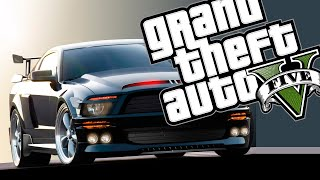 GTA 5 - Knite Rider (GTA V PC Gameplay)