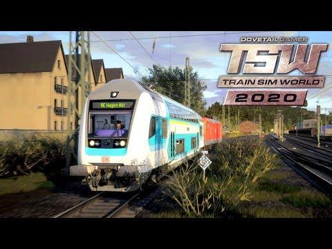 Train Sim World   Dosto-Überführungsfahrt nach Hagen  