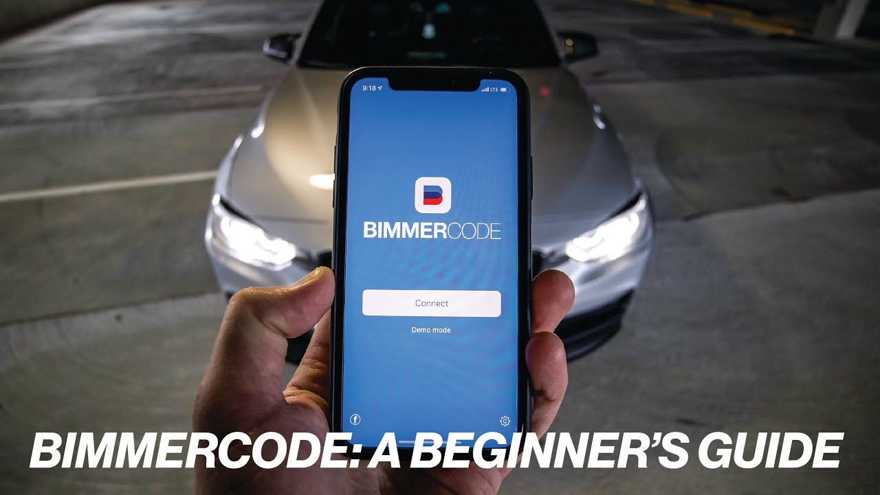 BimmerCode for BMW and Mini - Quick Start Guide