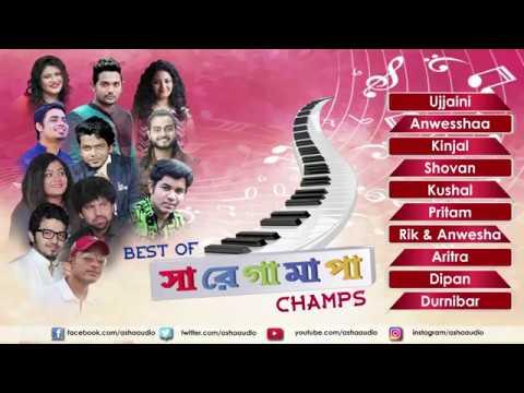 Best of Saregamapa Champs   Ujjaini, Anwesshaa, Shovan, Kushal, Durnibar, Aritra