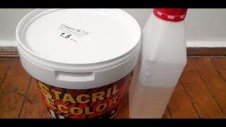 Реставрация ванн наливным жидким акрилом , Stacril Ecolor,что лучше новая или старая ванная
