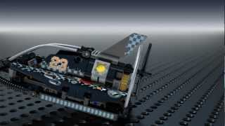 LEGO Technic - 42002 Vznášedlo (krátký film)