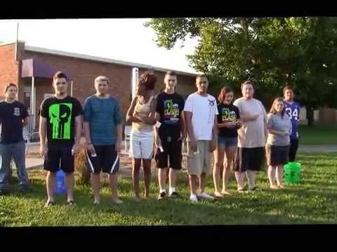 Portage Community High School Spitfire News ICE BUCKET CHALLENGE