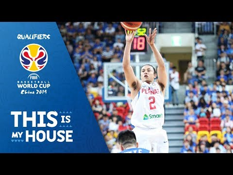 HIGHLIGHTS: Gilas Pilipinas vs. Chinese Taipei (VIDEO) June 29 | Asian Qualifiers
