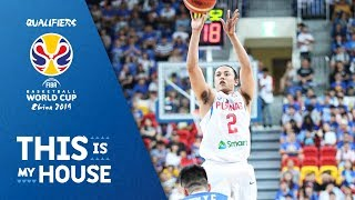 Chinese Taipei v Philippines - Highlights - FIBA Basketball World Cup 2019 - Asian Qualifiers
