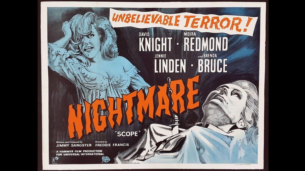 Cilada Diabólica (1964), clássico de terror da Hammer, filme completo e legendado em português