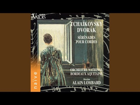 Serenade For String Orchestra, Op. 48: IV. Finale. Andante