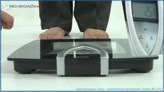 Електронні ваги - аналізатор організму Tanita BC-571