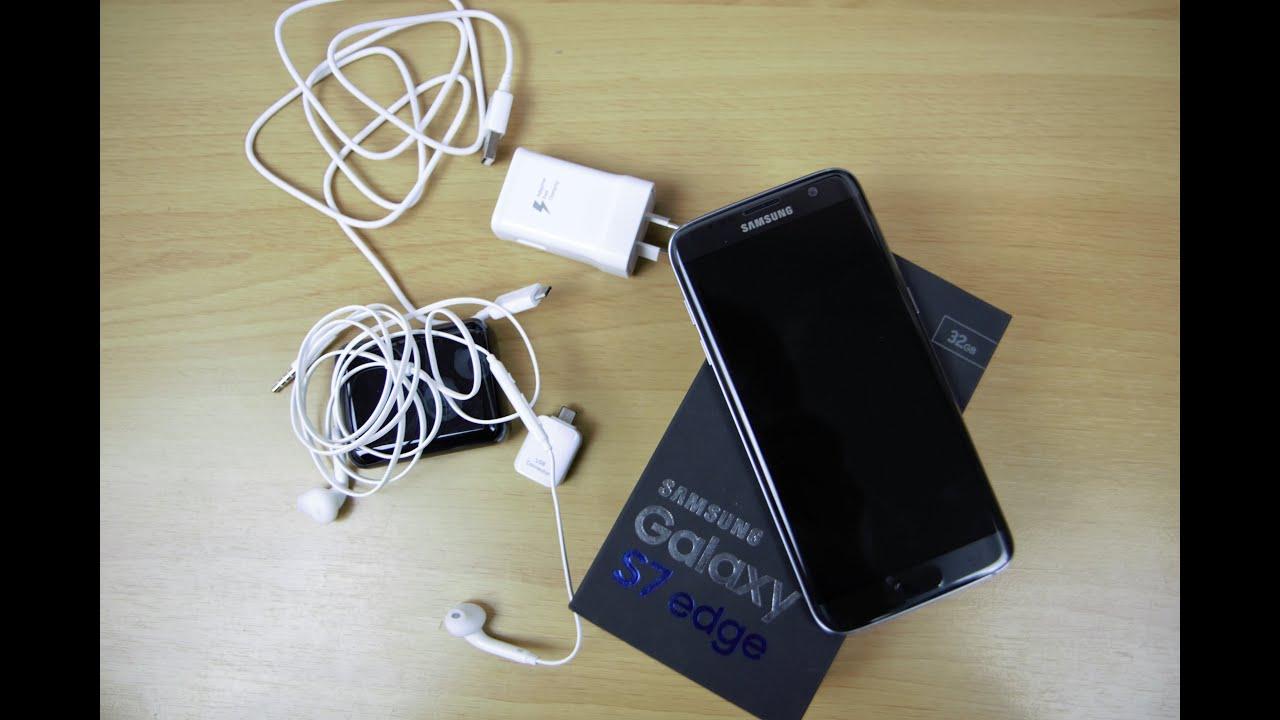 Samsung galaxy s7 edge unboxing deutsch 4k youtube - Samsung Galaxy S7 Edge Unboxing
