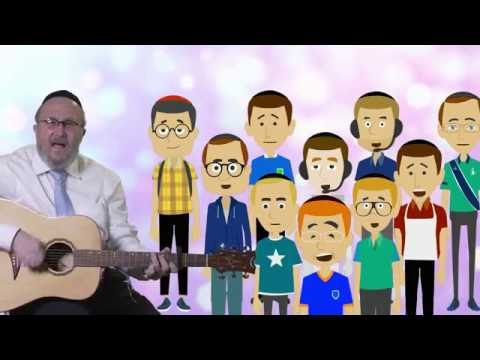 """I Believe"" Animated Music Video - Rabbi Mordechai Dubin"