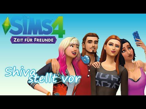 Shiva Stellt Vor Die Sims 4 Zeit Für Freunde Add On Kleider