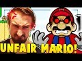 THE ULTIMATE RAGE QUIT GAME - Unfair Mario
