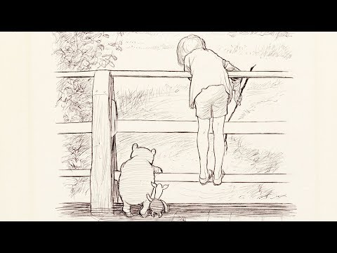 The Original Winnie-the-Pooh Story Map