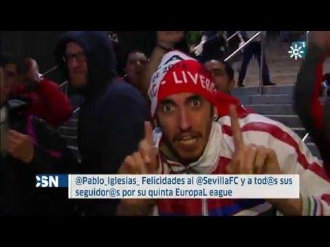 Especial Sevilla Fútbol Club campeón de la Europa League