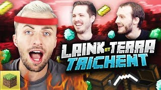 LAINK ET TERRA ONT TRICHÉ ! 😡 (Minecraft ft. Bob Lennon, Laink, Terracid, Doigby, Fuze III)