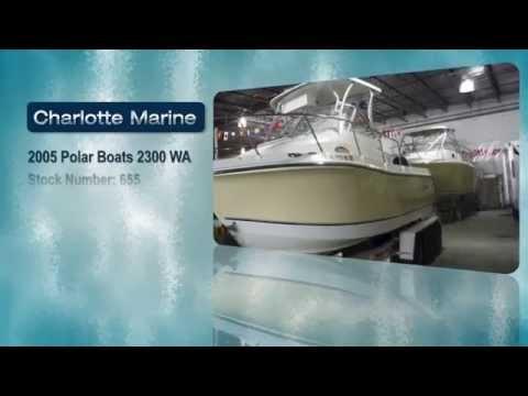 2005 Polar Boats 2300 WA