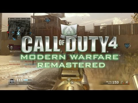 [Full-Download] Modern Warfare Remastered 45 Minutes Of ...