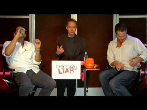 Celebrity Liar  Josh Hopkins VS Brian Van Holt
