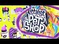 Сюрпризы LPS Новинка от Литл Пет Шоп Black and White Pet Shop Видео для Детей #Мультик