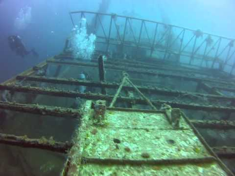 Red Sea Minesweeper Wreck