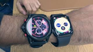 Diesel On Full Guard 2 5 Smartwatch Review #brostalks