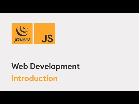 Introduction - Master JavaScript & jQuery-Web Development