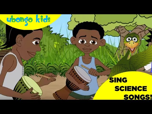 Science Songs for Kids | Ubongo Kids | Positive Black Cartoons!