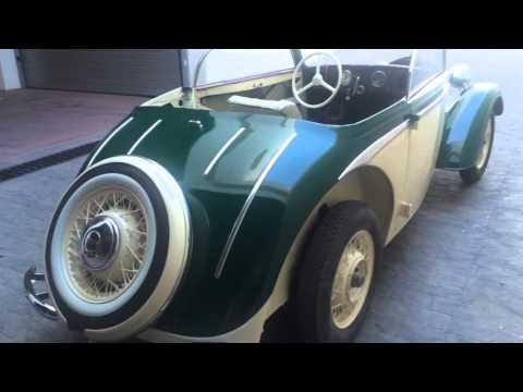 Restauración DKW F8 - Parte 2