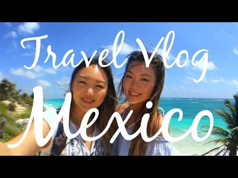 Mexico Travel Vlog + Bonus Memebox Unboxing