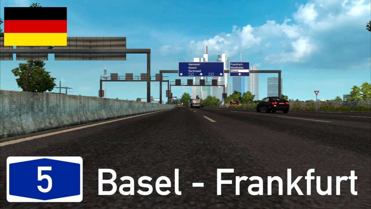 Basel Frankfurt