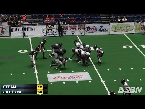Southern Steam vs. Georgia Doom AAL Football - LIVE - 5/19/2018