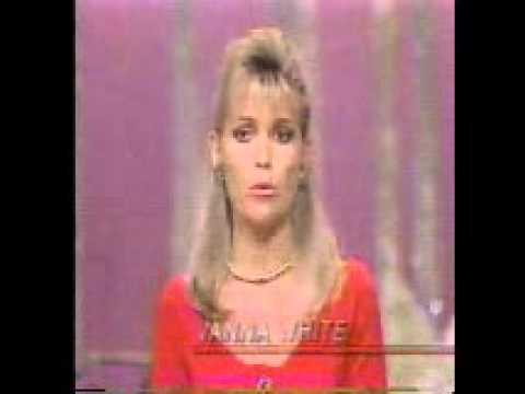 1989 CBS Stop the Madness PSA (Vanna White)