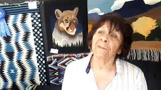 SPANISH MARKET SANTA FE 2019 – ARTIST INTERVIEWS Norma Medina