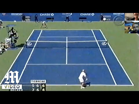 Benjamin Becker on beating Andre Agassi at the 2006 US Open