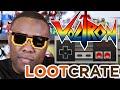 "LOOTCRATE ""Rewind"" Unboxing (January 2015) : Black Nerd"